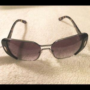 Prada rectangular sunglasses